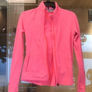 very bright and cute athletic jacket